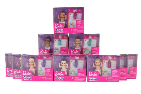 Barbie miminko a doplňky FHY76