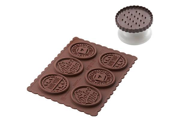 Sada na čokoládové sušenky Dolce Vita