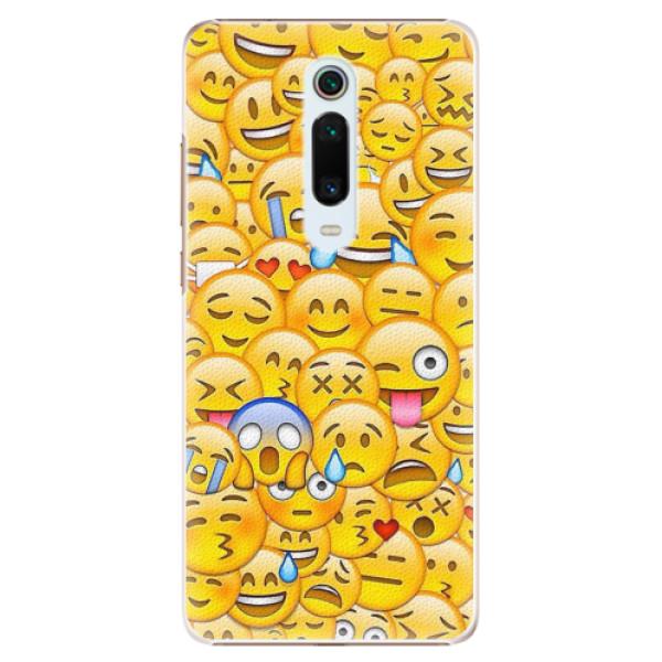 Plastové pouzdro iSaprio - Emoji - Xiaomi Mi 9T Pro