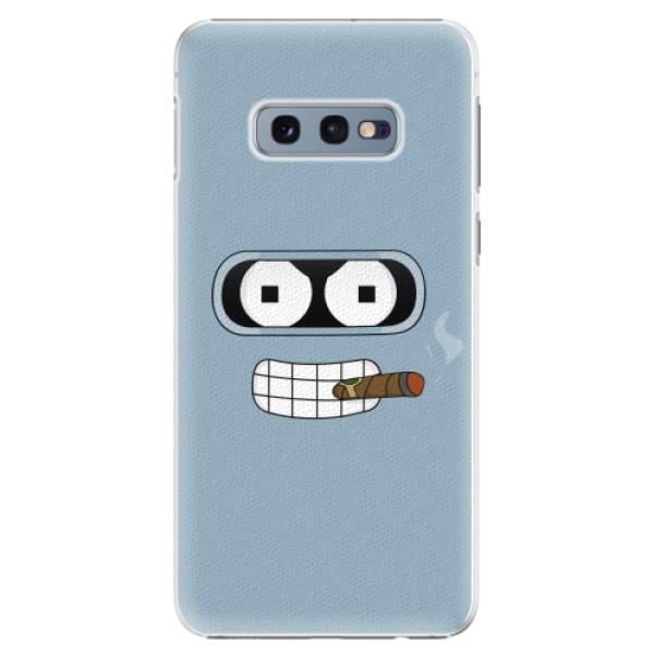 Plastové pouzdro iSaprio - Bender - Samsung Galaxy S10e