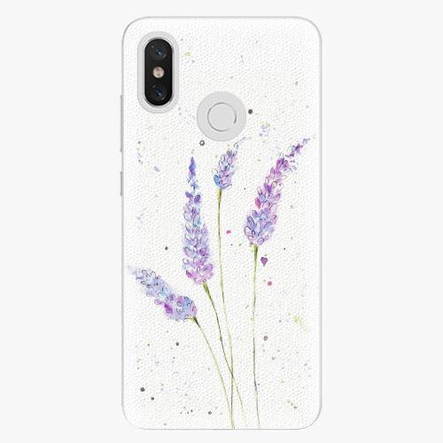Plastový kryt iSaprio - Lavender - Xiaomi Mi 8