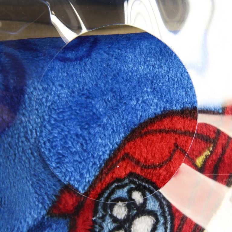 Sada dárková Tlapková Patrola deka s ponožkami a maskou na spaní