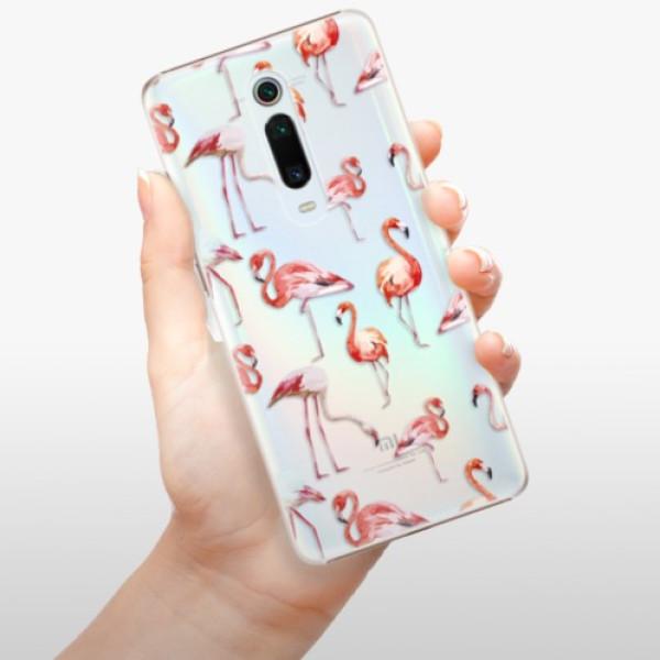 Plastové pouzdro iSaprio - Flami Pattern 01 - Xiaomi Mi 9T Pro
