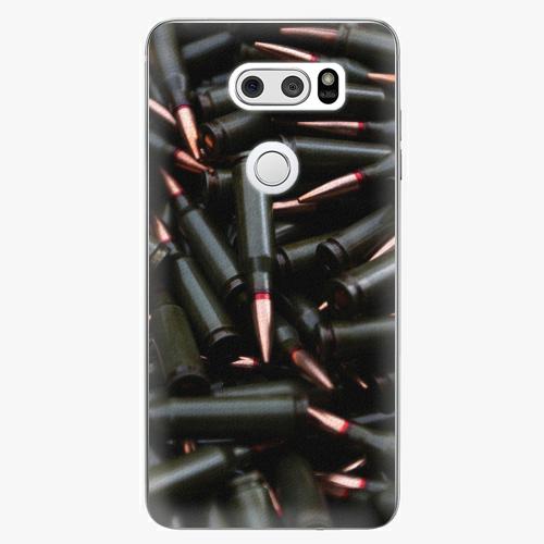 Plastový kryt iSaprio - Black Bullet - LG V30