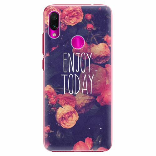 Plastový kryt iSaprio - Enjoy Today - Xiaomi Redmi Note 7
