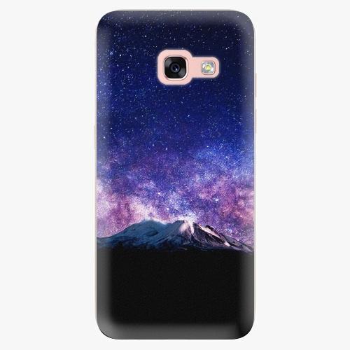 Plastový kryt iSaprio - Milky Way - Samsung Galaxy A3 2017