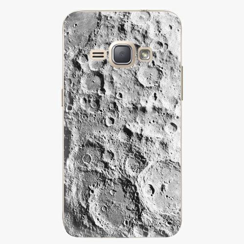 Plastový kryt iSaprio - Moon Surface - Samsung Galaxy J1 2016