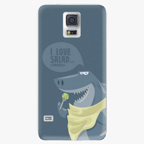 Plastový kryt iSaprio - Love Salad - Samsung Galaxy S5