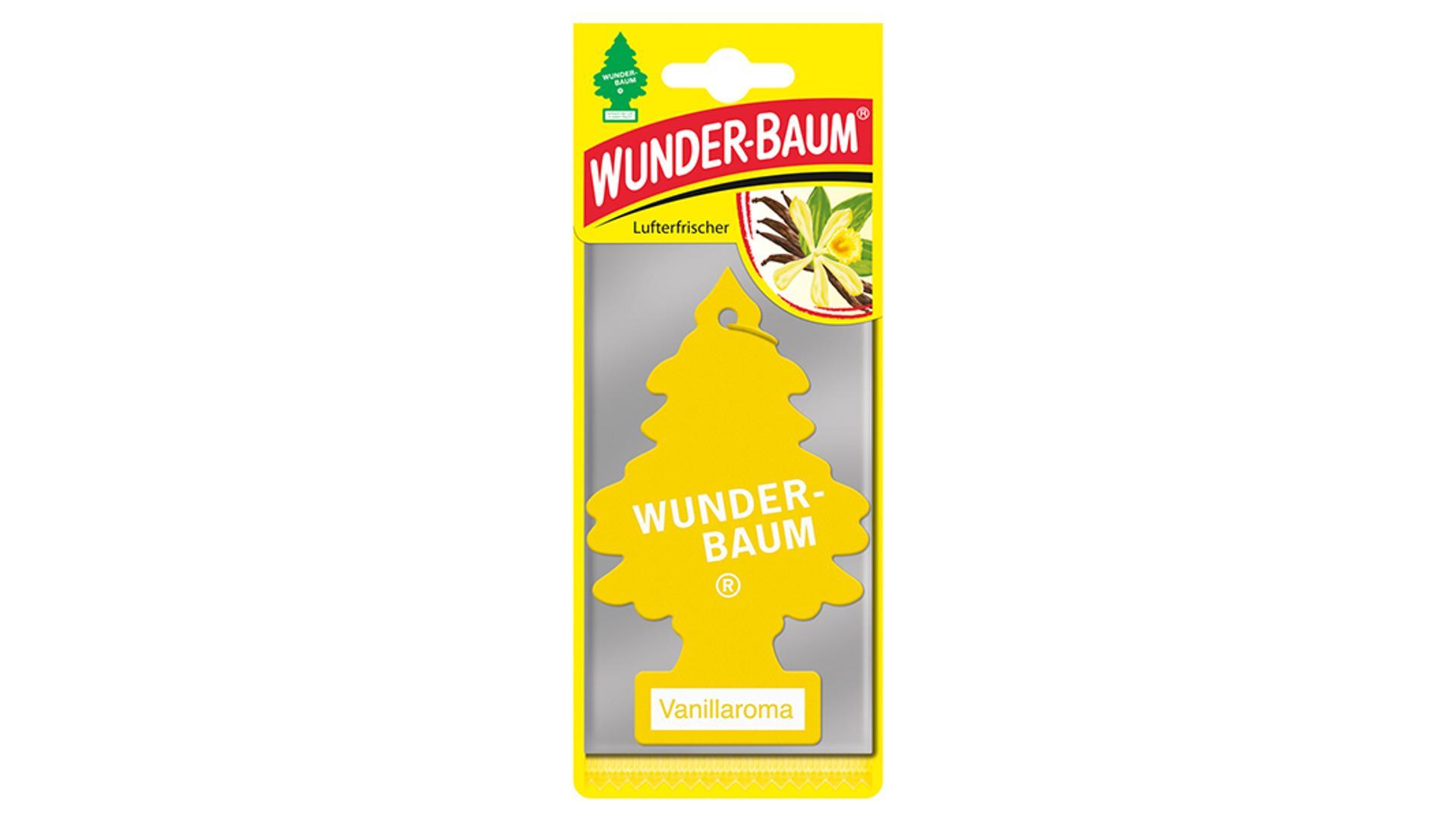 WUNDER BAUM Osvěžovač vzduchu Vanille