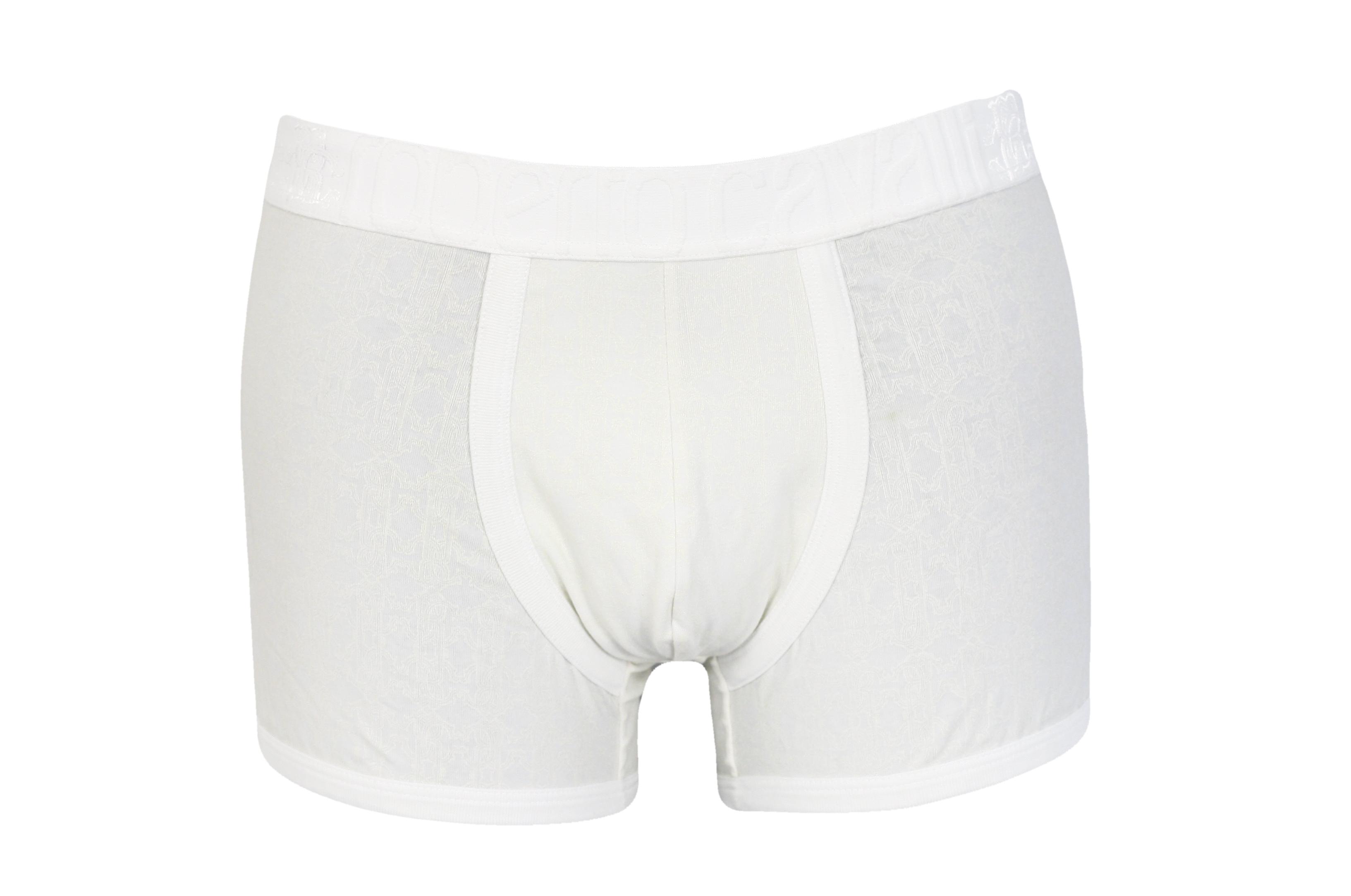 Pánské boxerky 2699 white - Roberto Cavalli - Bílá/XL