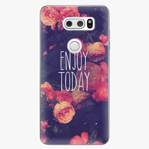 Plastový kryt iSaprio - Enjoy Today - LG V30