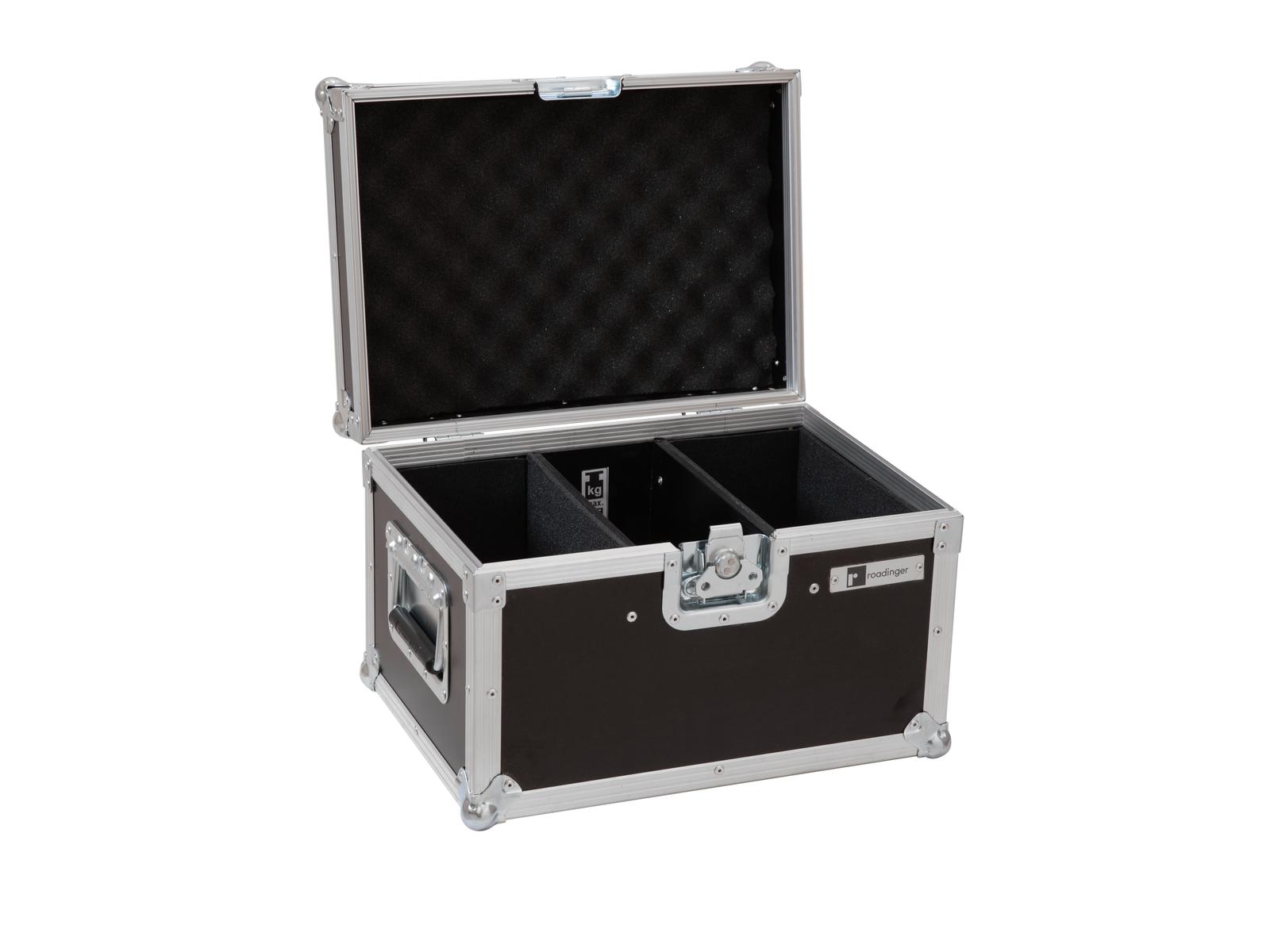 Roadinger přepravní kufr pro 2x LED CBB-2 COB RGB Bar