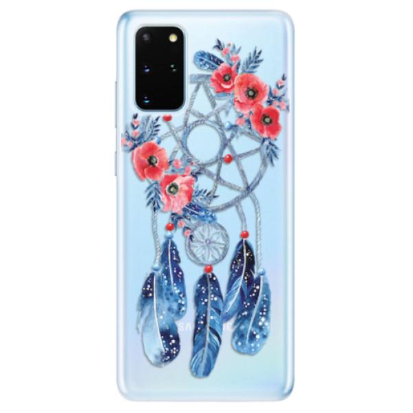 Odolné silikonové pouzdro iSaprio - Dreamcatcher 02 - Samsung Galaxy S20+