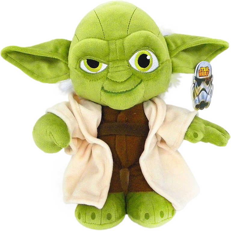 ADC PLYŠ Star Wars Yoda 25cm *PLYŠOVÉ HRAČKY*