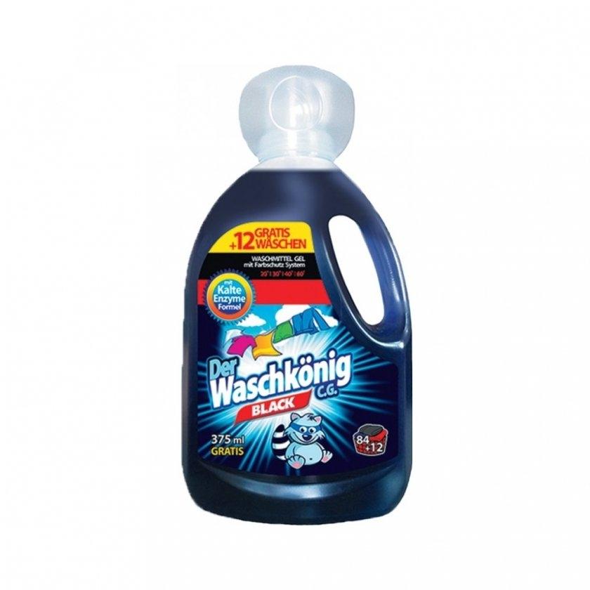 Black prací gel pro černé prádlo 3,305 L (94 praní)