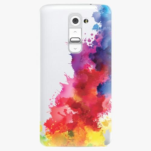 Plastový kryt iSaprio - Color Splash 01 - LG G2 (D802B)