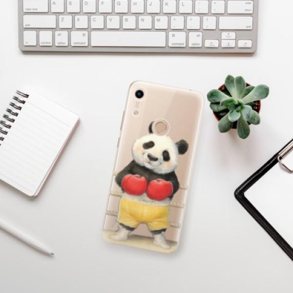 Odolné silikonové pouzdro iSaprio - Champ - Huawei Honor 8A