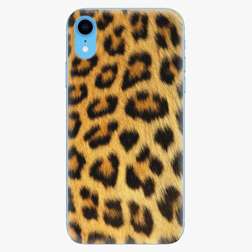 Silikonové pouzdro iSaprio - Jaguar Skin - iPhone XR