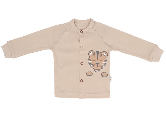 Mamatti Novozenecká bavlněná košilka, kabátek Lion