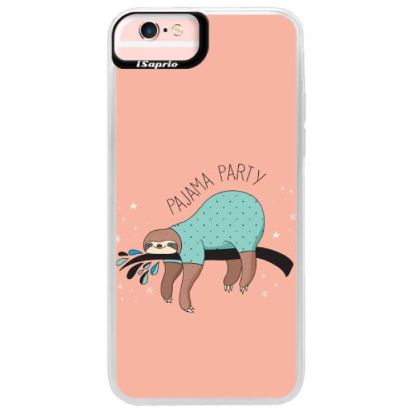 Neonové pouzdro Pink iSaprio - Pajama Party - iPhone 6 Plus/6S Plus
