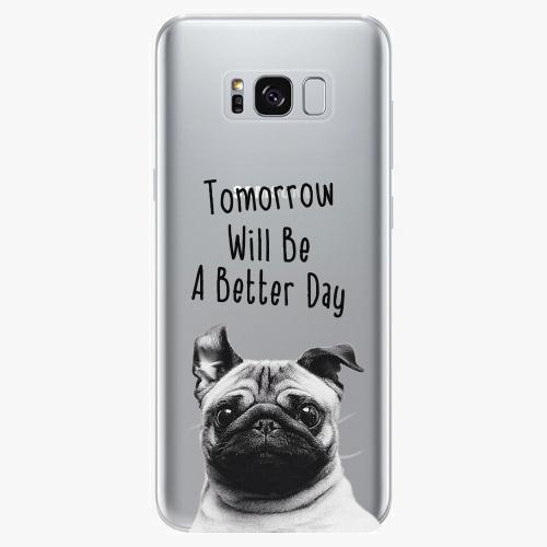 Silikonové pouzdro iSaprio - Better Day 01 - Samsung Galaxy S8