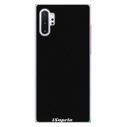 Plastový kryt iSaprio - 4Pure - černý - Samsung Galaxy Note 10+