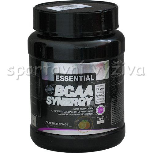 BCAA Synergy - 550g-broskev