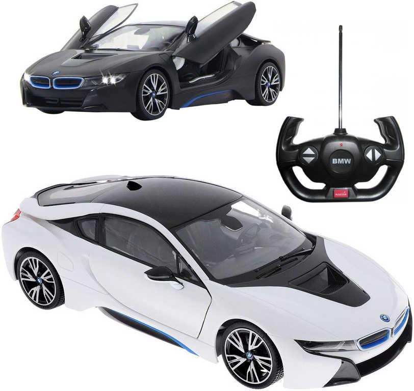 RC Auto BMW i8 1:14 na dálkové ovládání 34 cm na baterie - 2 barvy