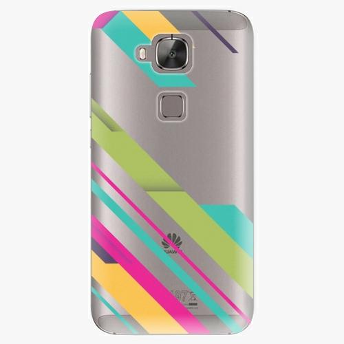 Plastový kryt iSaprio - Color Stripes 03 - Huawei Ascend G8