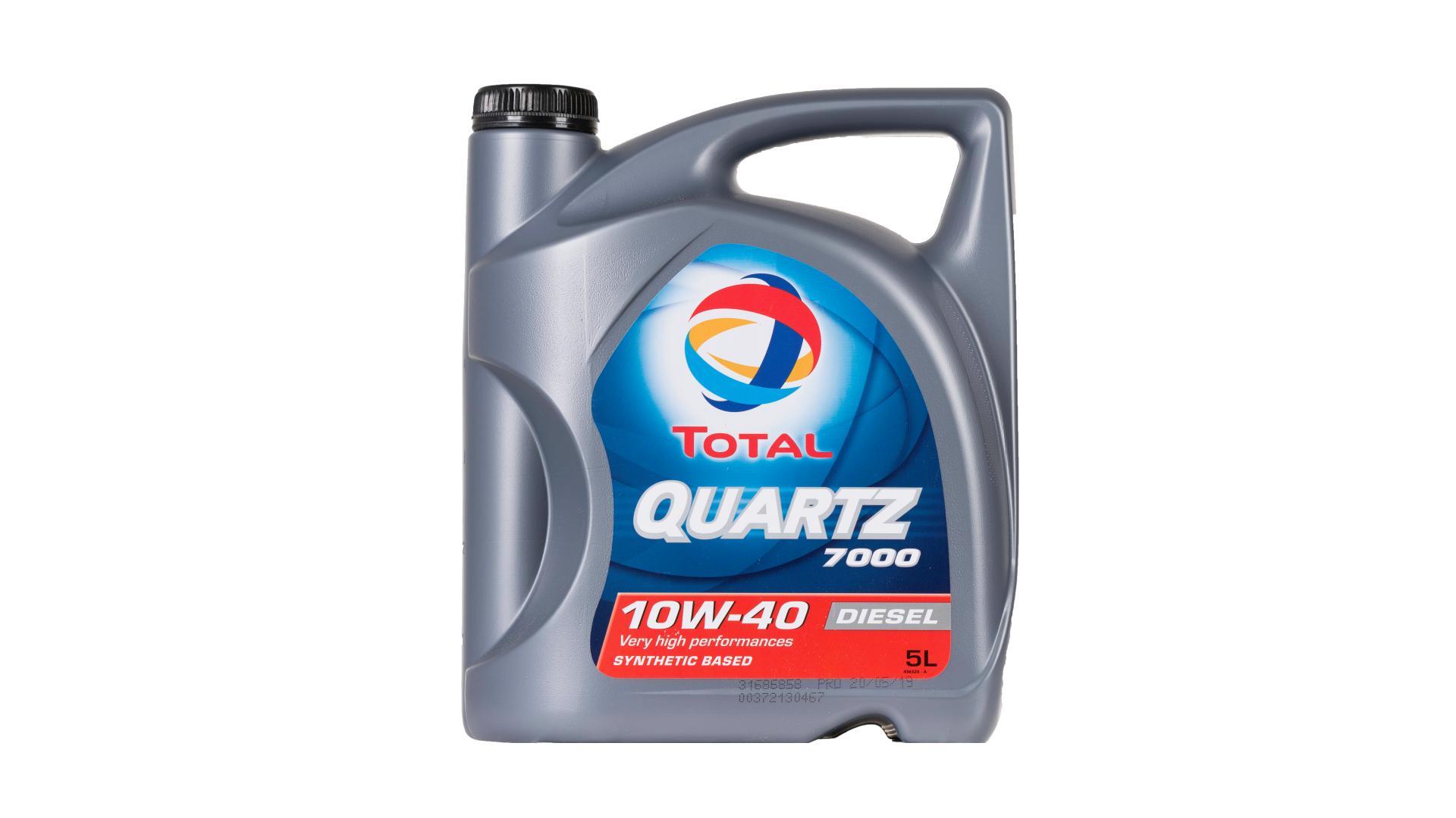 Total 10w-40 diesel 7000 5L (201524) (203709)