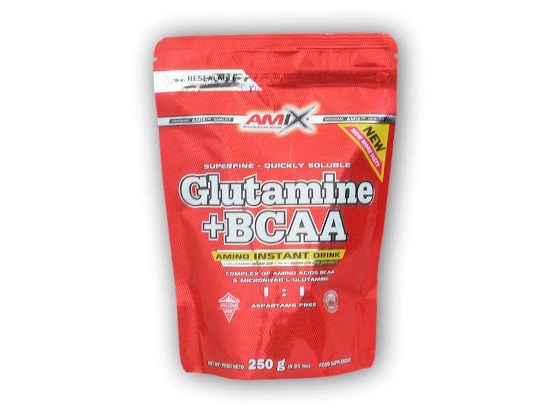 L-Glutamine + BCAA 250g