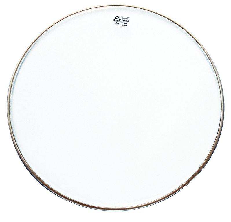 Remo Encore Ambassador Smooth white Bass 22