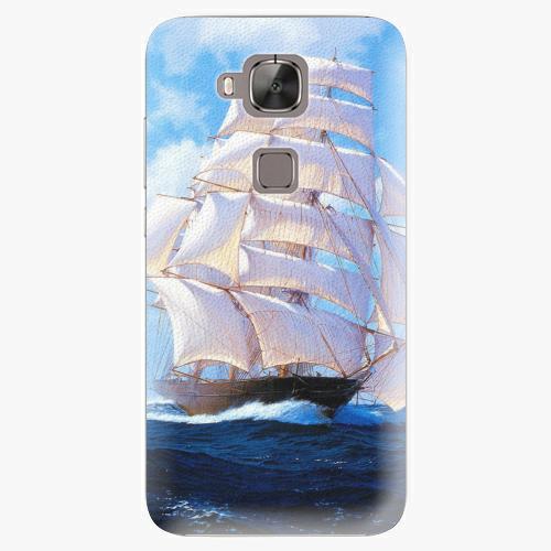 Plastový kryt iSaprio - Sailing Boat - Huawei Ascend G8