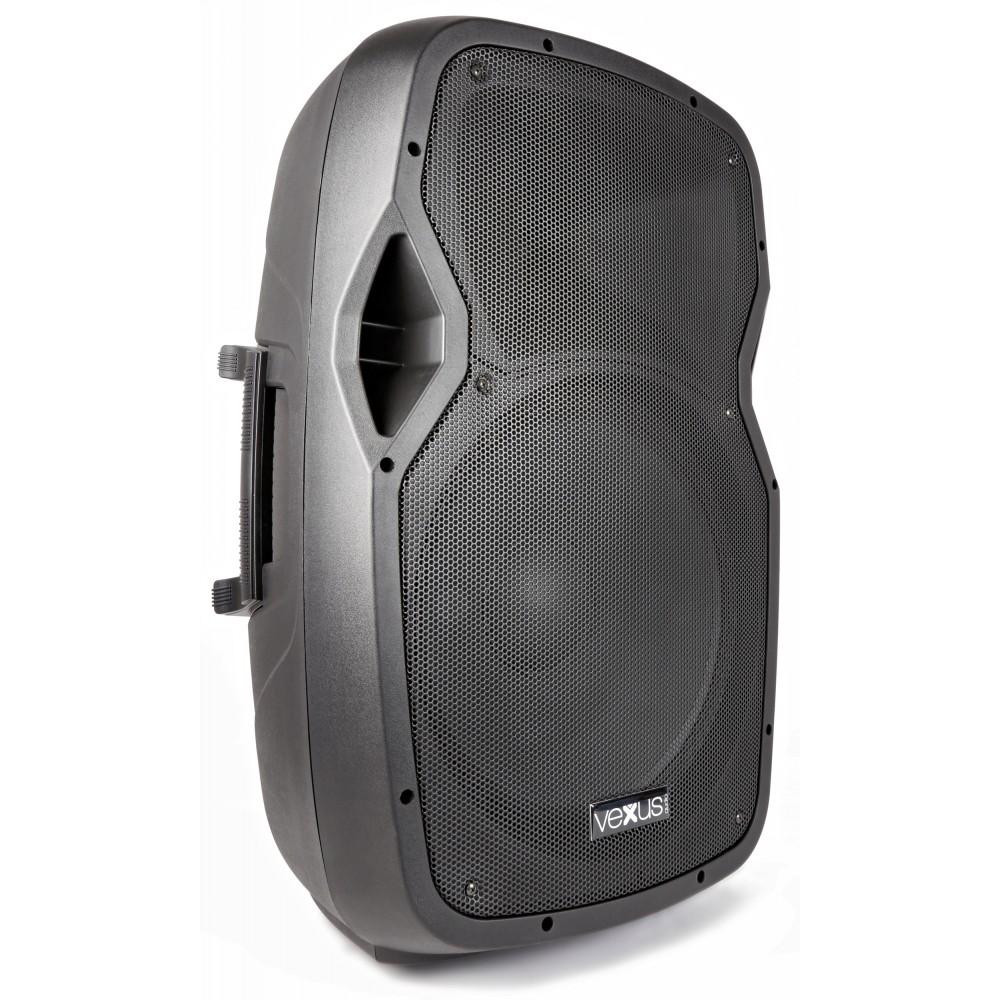 """Vonyx AP1500ABT, aktivní 15"""" reprobox MP3-SD-USB- Bluetooth 400W"""