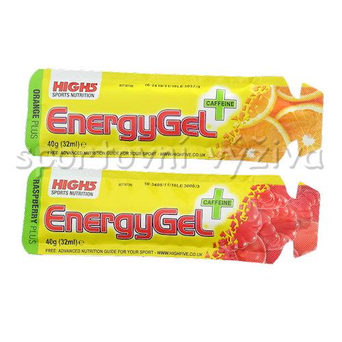 EnergyGel Plus Caffeine