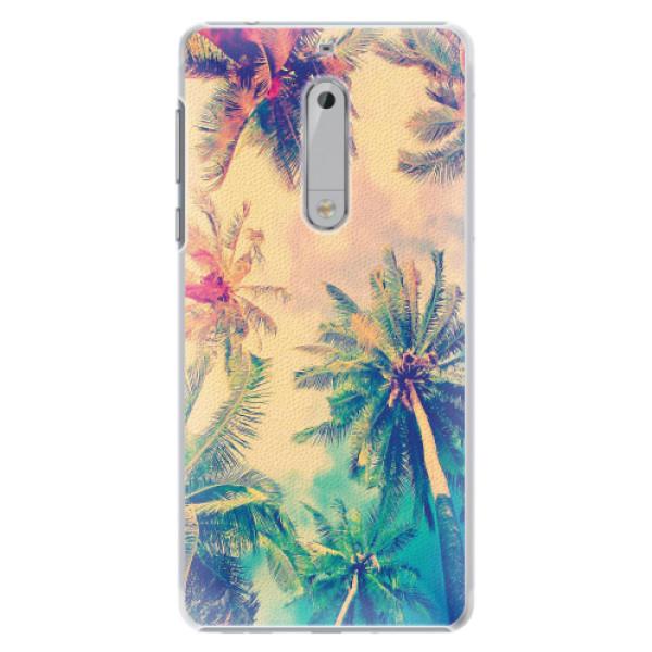 Plastové pouzdro iSaprio - Palm Beach - Nokia 5