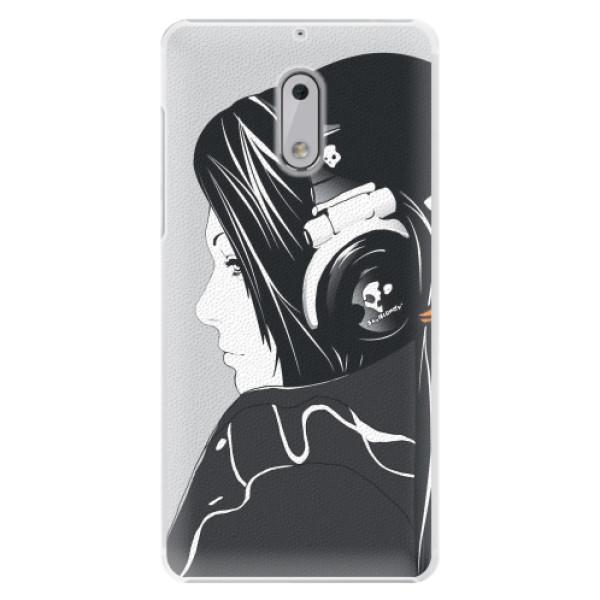 Plastové pouzdro iSaprio - Headphones - Nokia 6