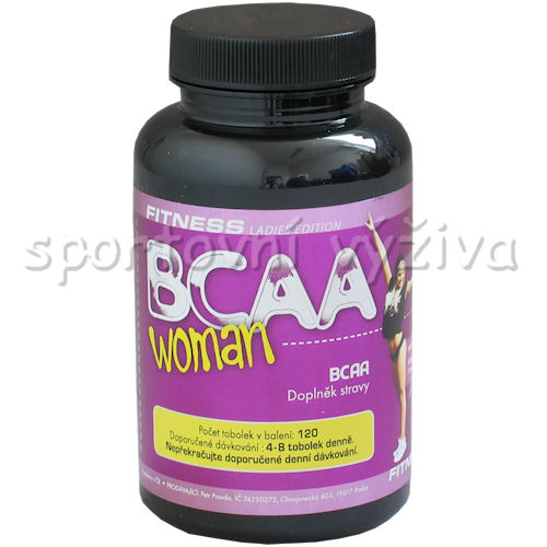 BCAA Woman 120 kapslí