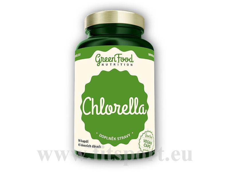 Chlorella 90 vegan kapslí