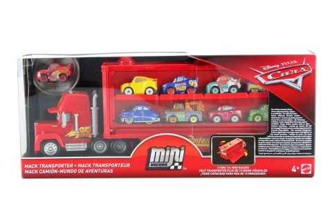 Cars 3 Mini transporter FLG70