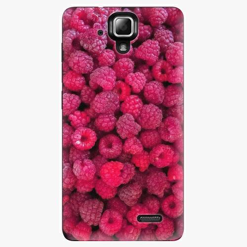 Plastový kryt iSaprio - Raspberry - Lenovo A536