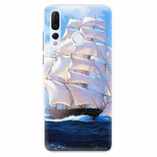 Plastový kryt iSaprio - Sailing Boat - Huawei Nova 4