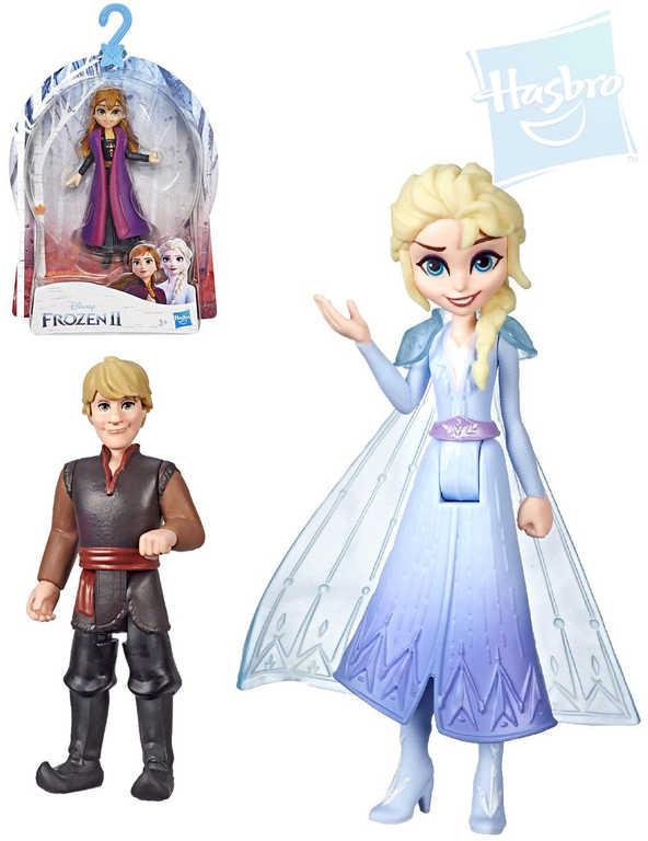 HASBRO Figurka 10cm Frozen 2 (Ledové Království) různé druhy plast