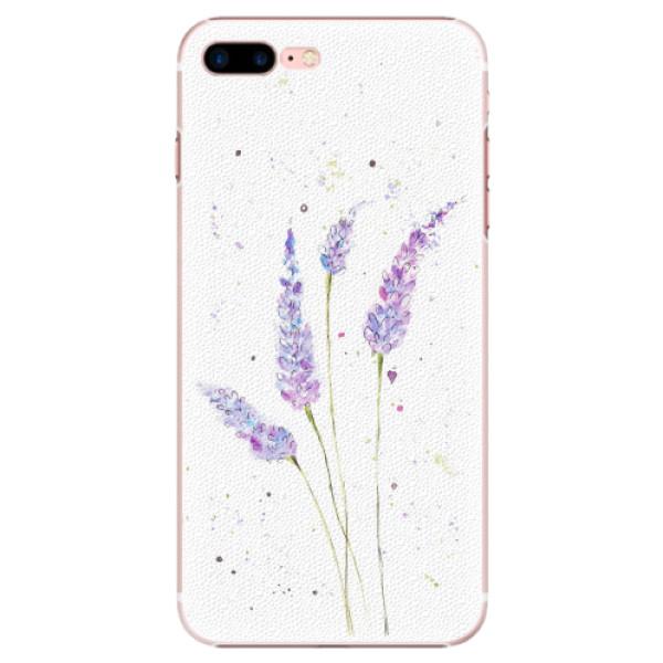 Plastové pouzdro iSaprio - Lavender - iPhone 7 Plus