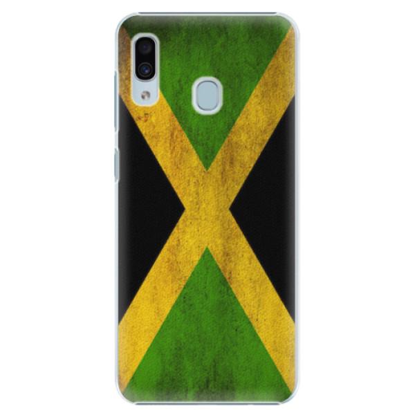 Plastové pouzdro iSaprio - Flag of Jamaica - Samsung Galaxy A30