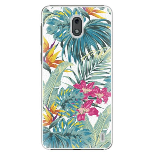 Plastové pouzdro iSaprio - Tropical White 03 - Nokia 2