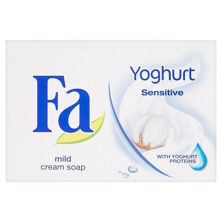 Mýdlo Yoghurt Sensitive 90g