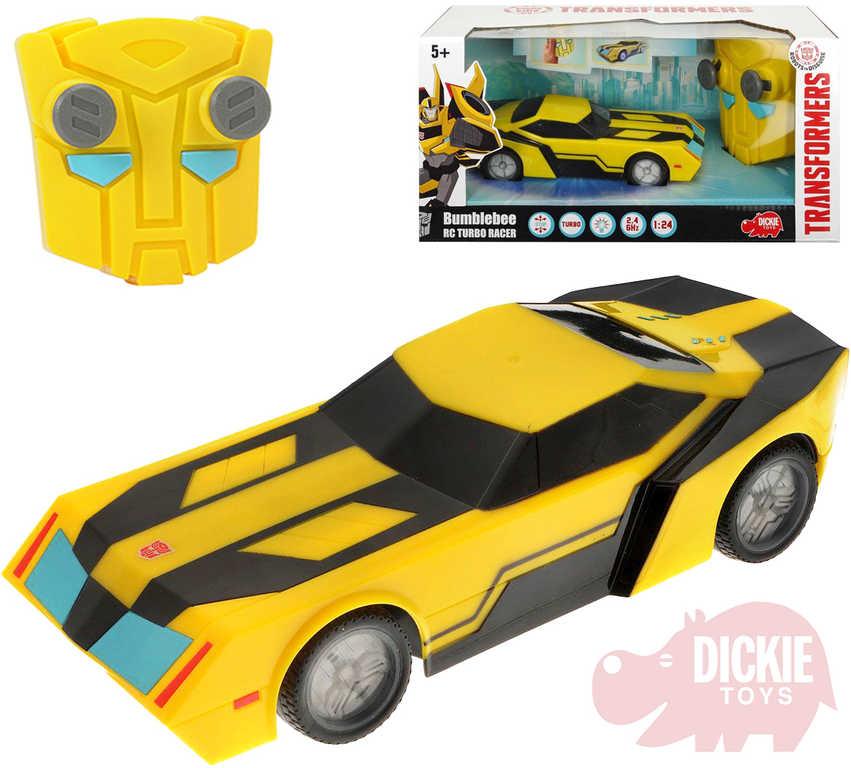 DICKIE RC Auto Bumblebee 1:24 na baterie na vysílačku 2,4GHz