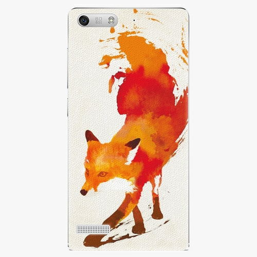 Plastový kryt iSaprio - Fast Fox - Huawei Ascend G6