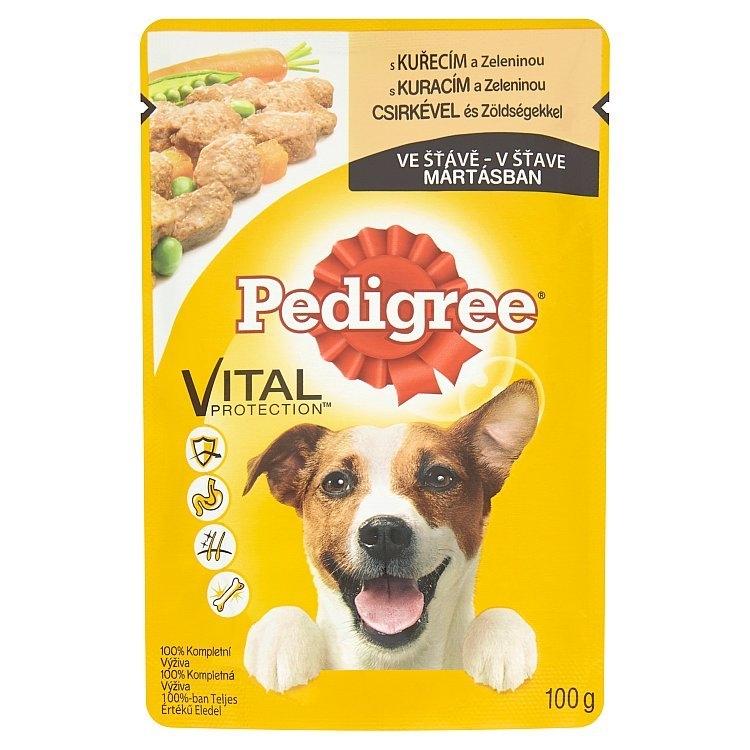 Vital Protection kapsička s kuřecím a zeleninou 100 g